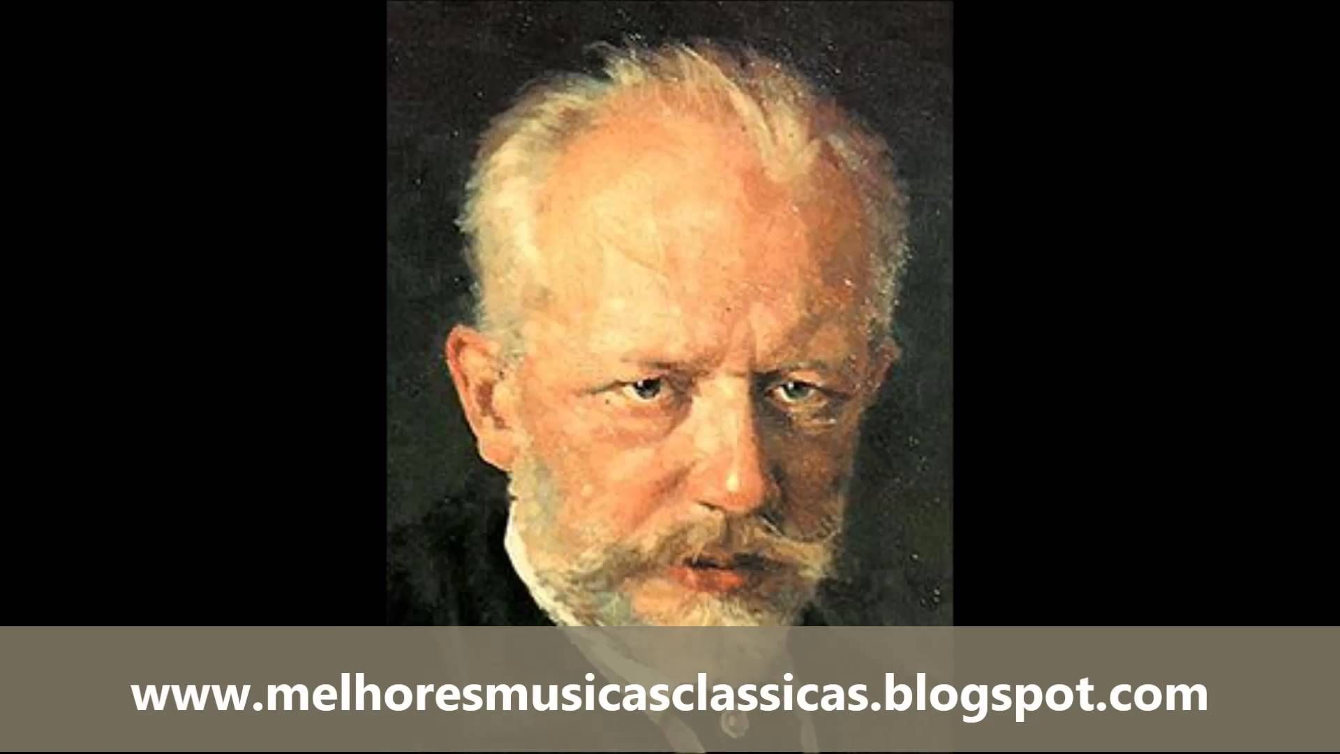 Tchaikovsky Concerto For Piano No 1 Op 23 Portrait Romantic Period Classical Music