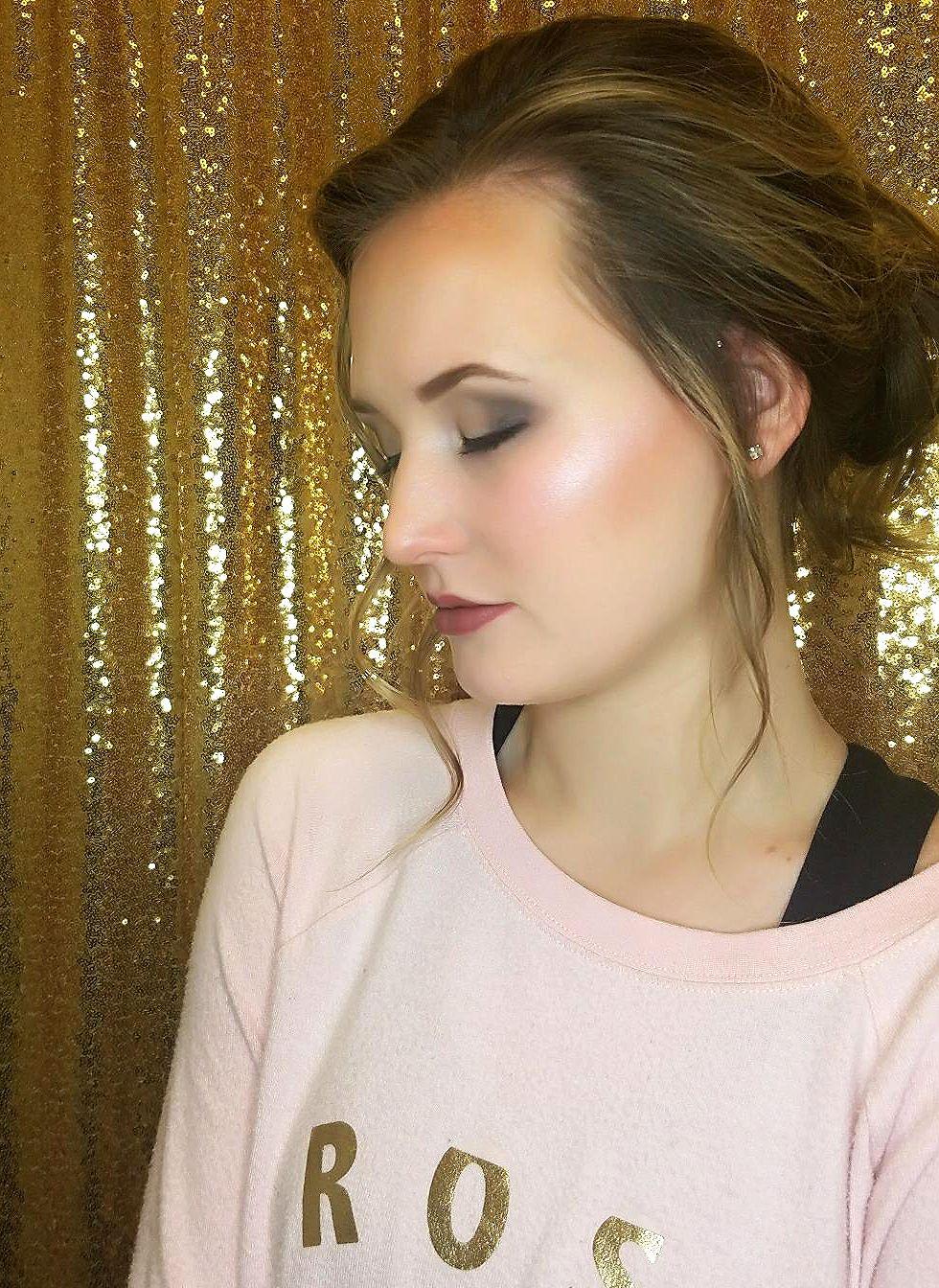 Airbrush Makeup 85 NYE Makeup. Fresh face makeup