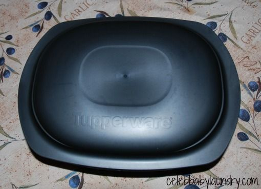 Tupper Küchenchef ~ Easy cooking with the tupperware ultrapro lasagna pan recipe