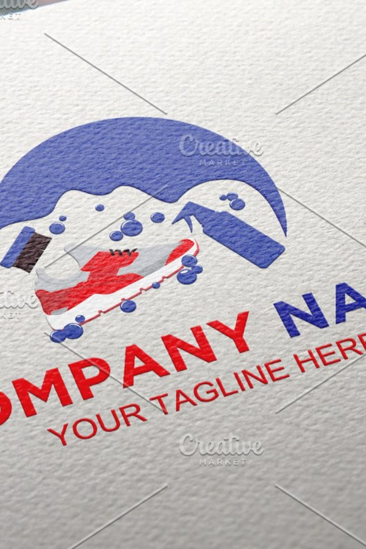 Shoe Cleaners (With images) Logo templates, Logos