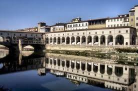 Florence, Corridoio Vasariano