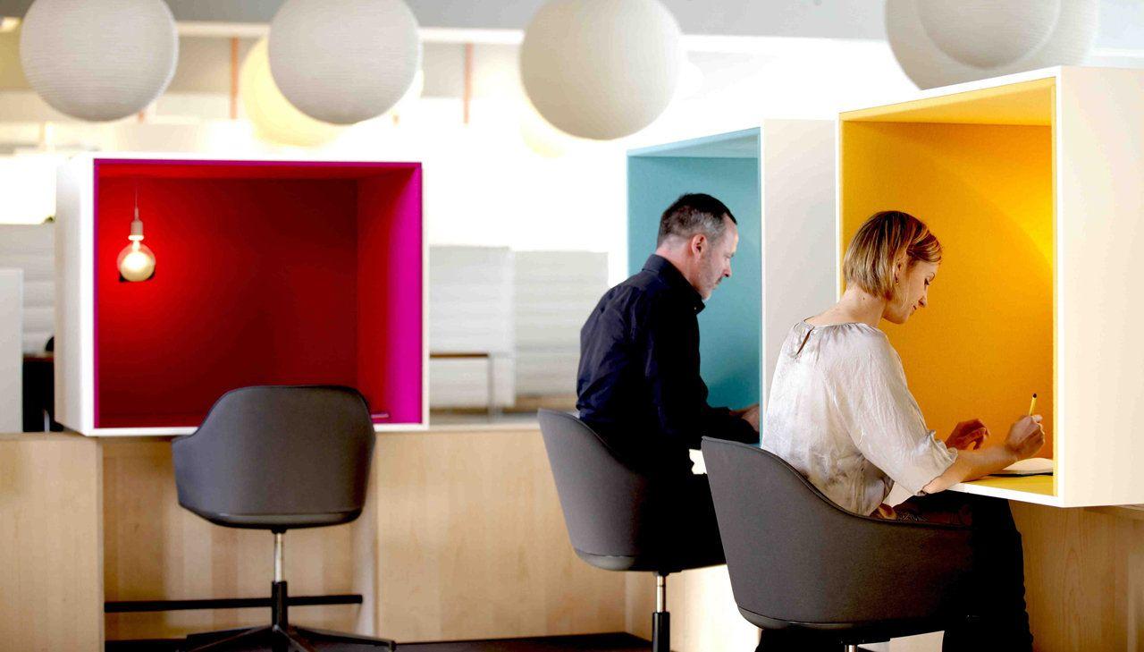 How Your Chair Changes Your Mindset Espaces Bureau Salle Zen Agencement Interieur