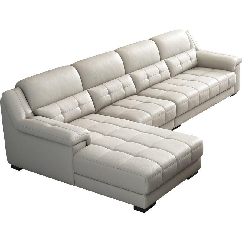 New Arrival Livingroom Latest Sofa Designs 2019 Sectional Corner L Shape Modern Euro Design Nova Leather Sofa Ocs In 2020 Latest Sofa Designs Sofa Design Leather Sofa