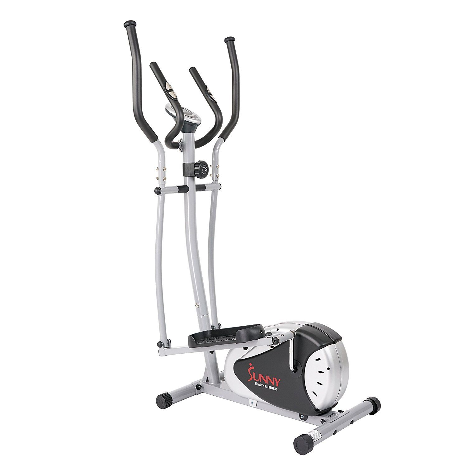 Check out the sunny health fitness elliptical trainer