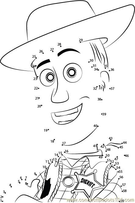 Image Result For Toy Story Dot To Dot Toy Story Activity