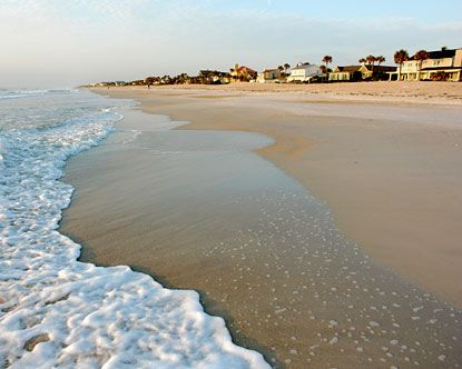 Ponte Vedra Beach Fl Uncrowded With Beautiful Homes You Can Always Find Interesting Shells And Shark S Teeth Chris Took Me Here A Few Times
