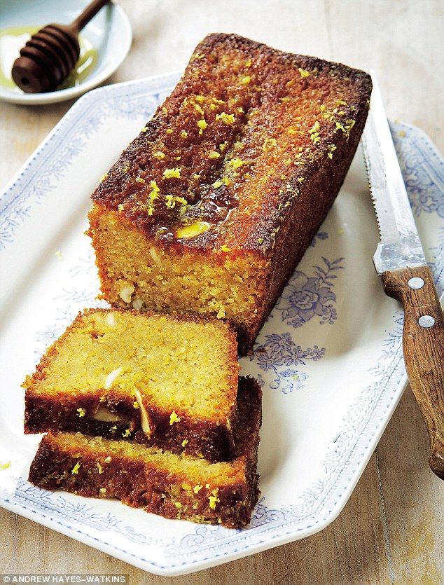 Davina S Sugar Free In A Hurry Lemon Drizzle Cake Cakes