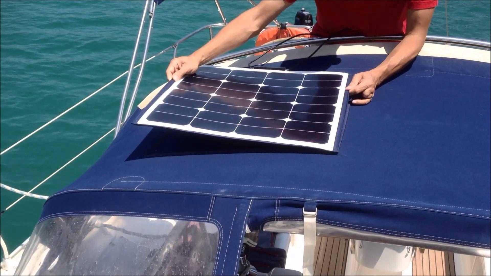High Efficiency Lightweight Flexible Marine Solar Panels Mount With Zonnepanelen Huis Duurzaamheid
