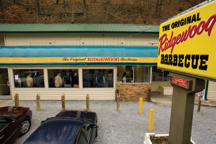 Ridgewood Barbecue Bluff City Tn Recently Named Best Bbq Joint