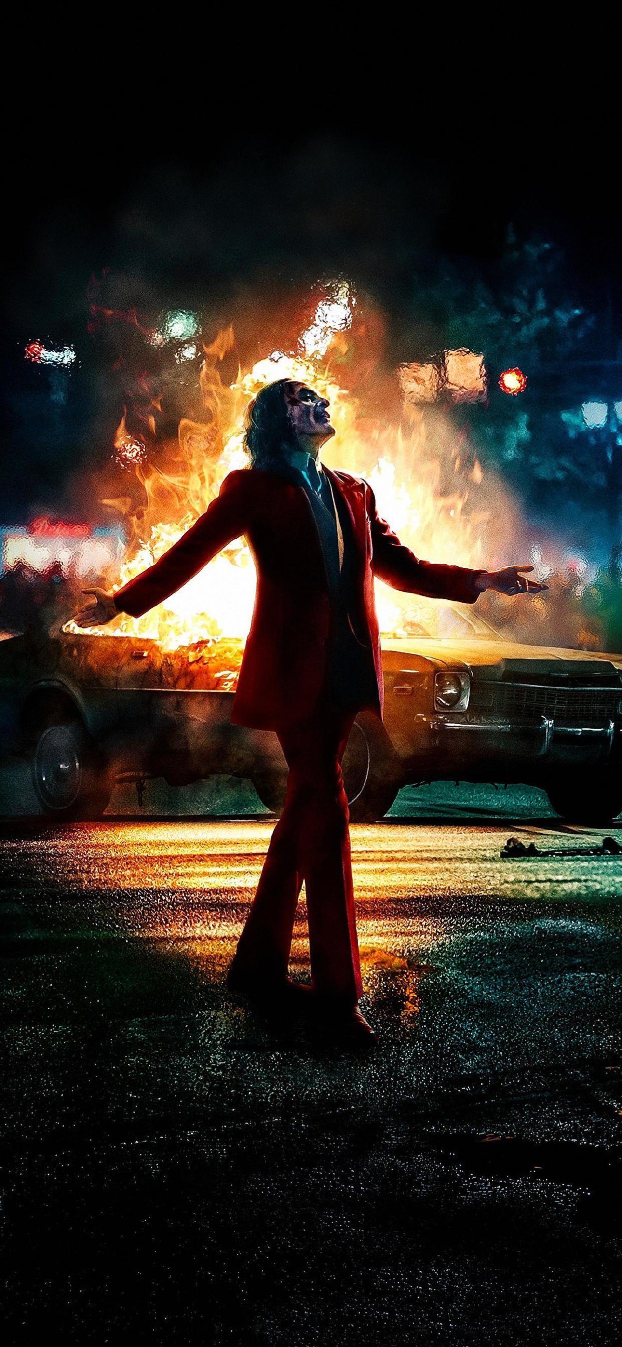 Pin by Jadebouchikhi on Joker in 2020 Joker poster