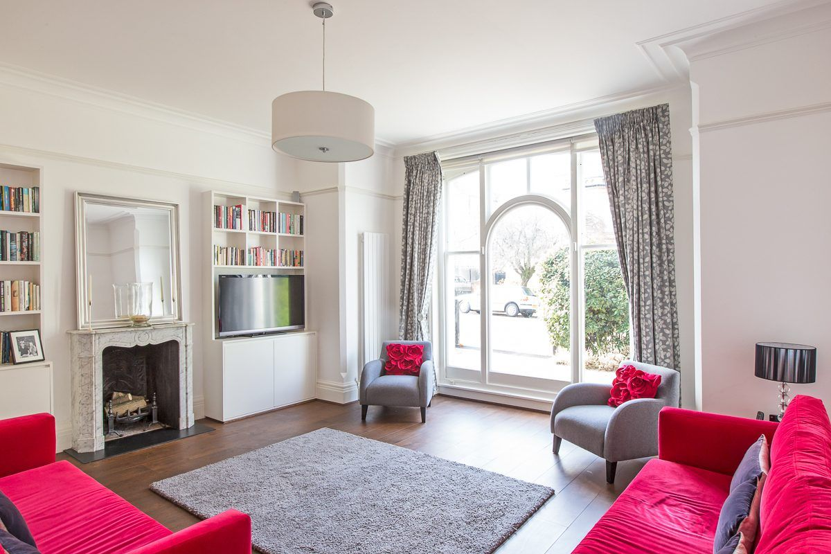 Home interior design gurgaon east putney sw  london houses    extension  pinterest