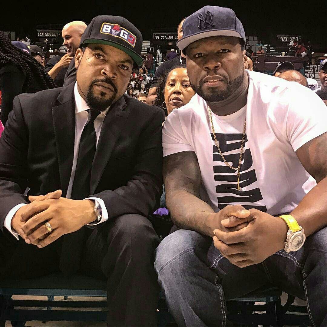 Ice Cube and 50 Cent | 50 Cent | Hip hop, Da lench mob, Rap  Ice Cube and 50...