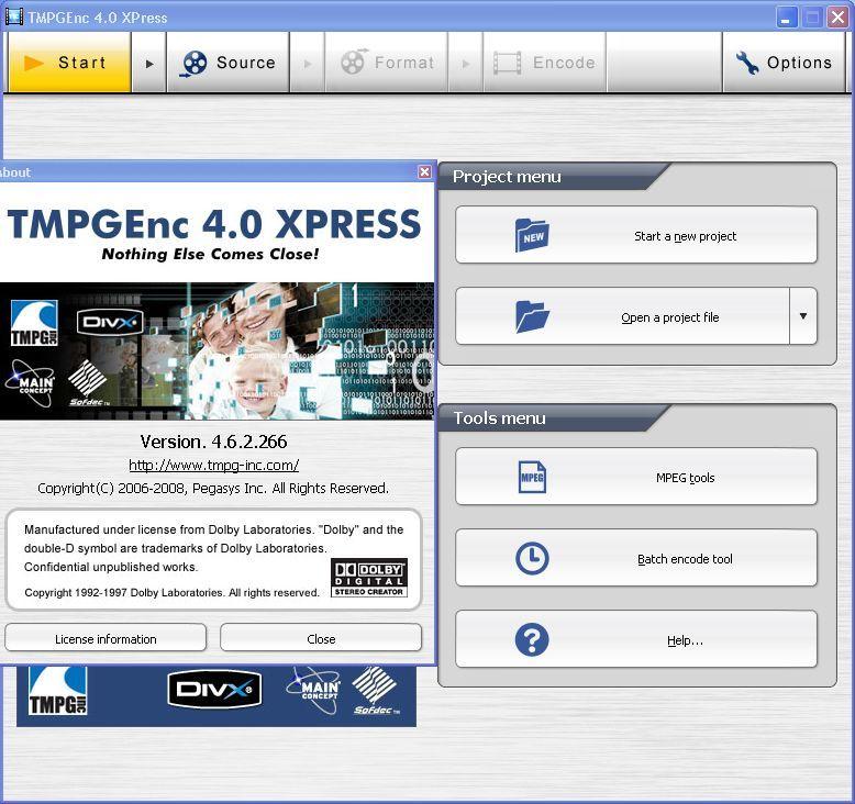 tmpgenc 4.0 xpress crack windows 7