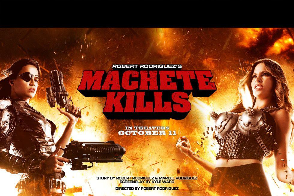 film machete kills gratuit