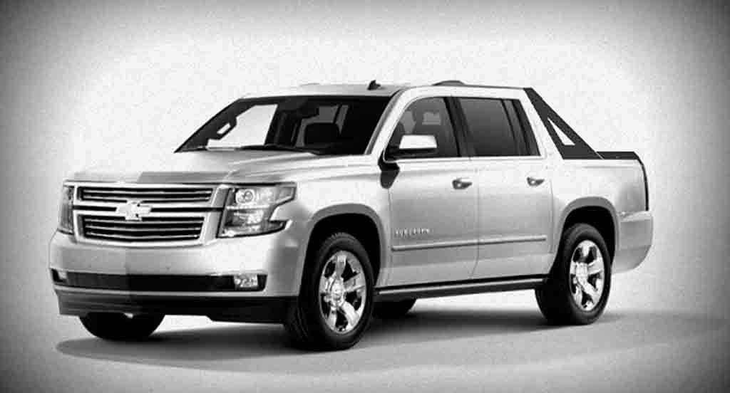 chevy avalanche front view 2018 chevy avalanche is compact pickup trucks by chevrolet the car. Black Bedroom Furniture Sets. Home Design Ideas