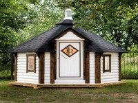 Et Pourquoi Pas Un Sauna Dans Votre Jardin? Notre Sauna En Bois Est Là Pour