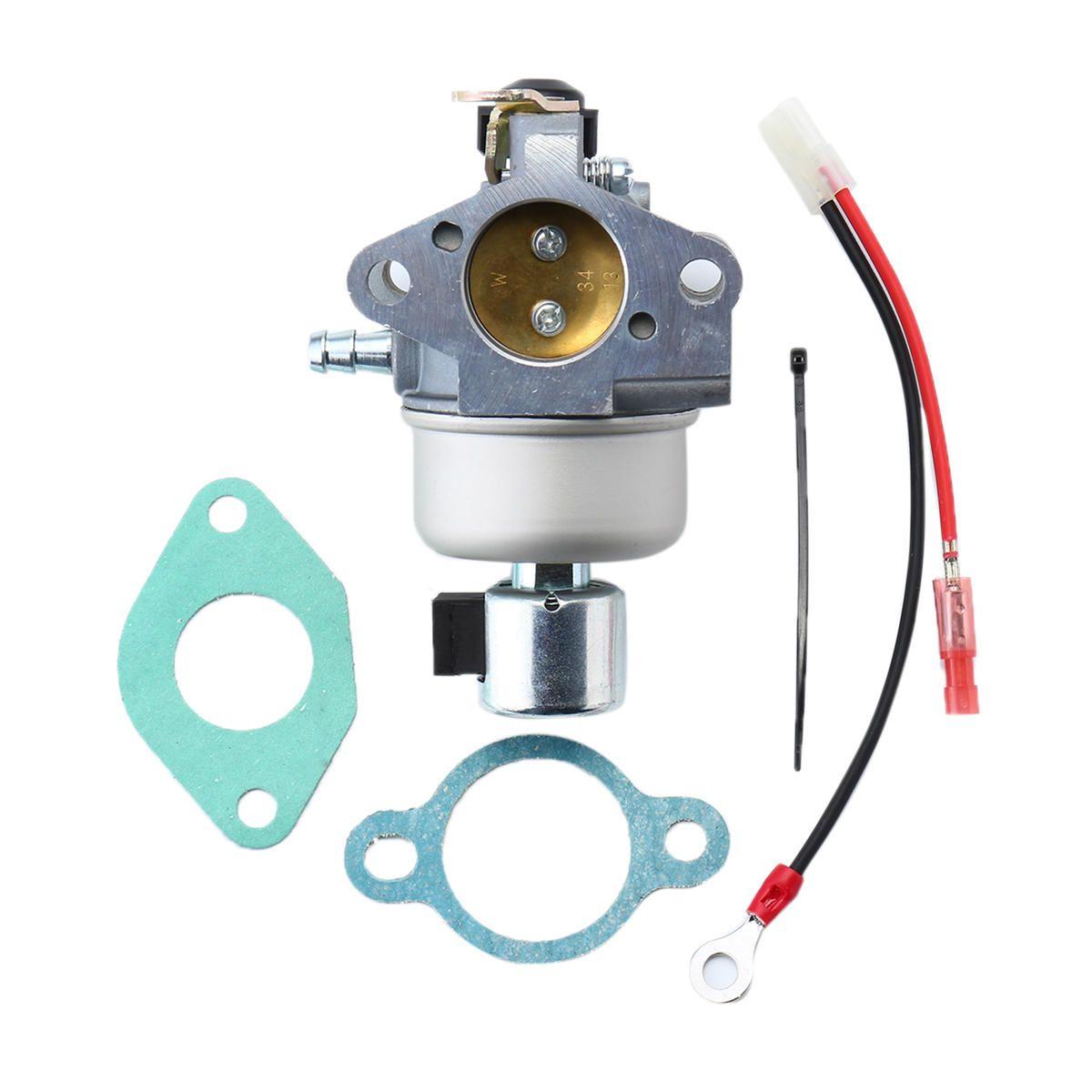 small resolution of  us 26 99 carburetor fuel filter carb for john deere lt160 tractor kohler cv460s engine