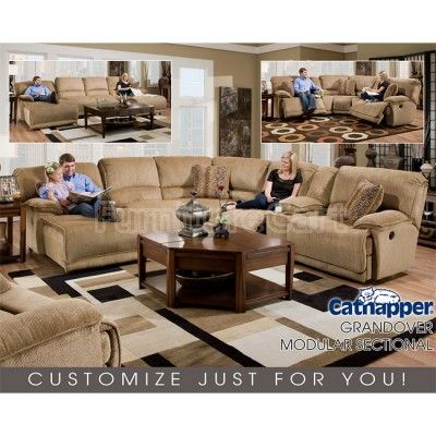 Grandover Modular Sectional Living Room Set Living room