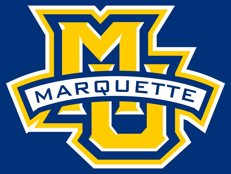 Marquette | College logo, Marquette basketball, Marquette university