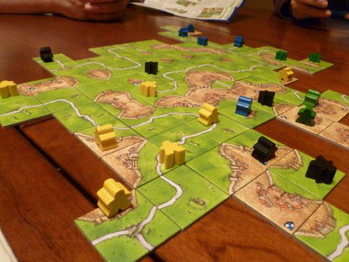 Carcassonne Basic Game Games Don T Need To Be That Complex To Be