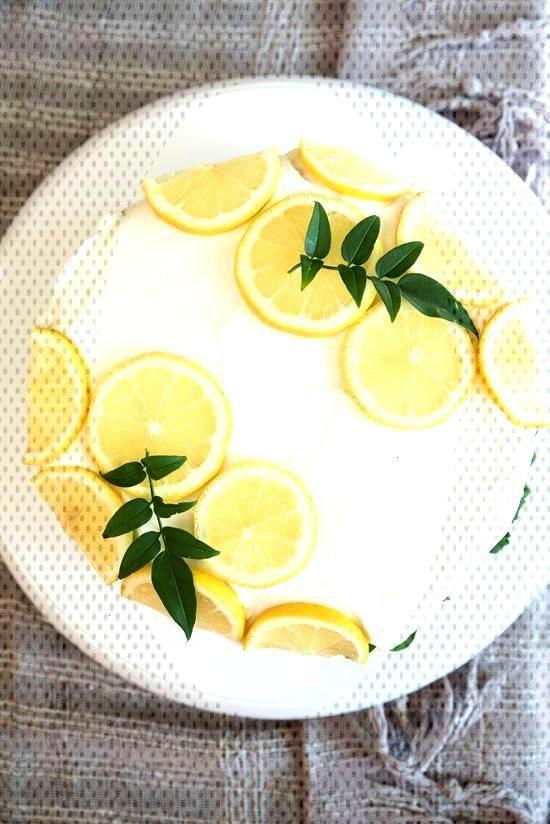 Lemon Cake | Spring, Baking, Cake ideas, spring inspriation, lemon cake baking, birthday cake Cake
