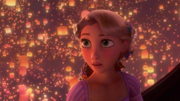 Tangled Movie 2010 Rapunzel And Flynn Hd Wallpaper Best