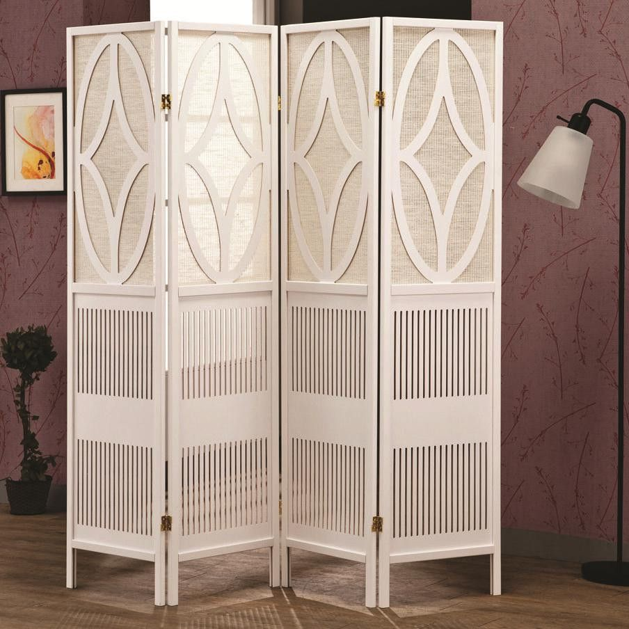 DIY Room Screen Dividers Room Dividers Pinterest Folding - 4 panel room divider