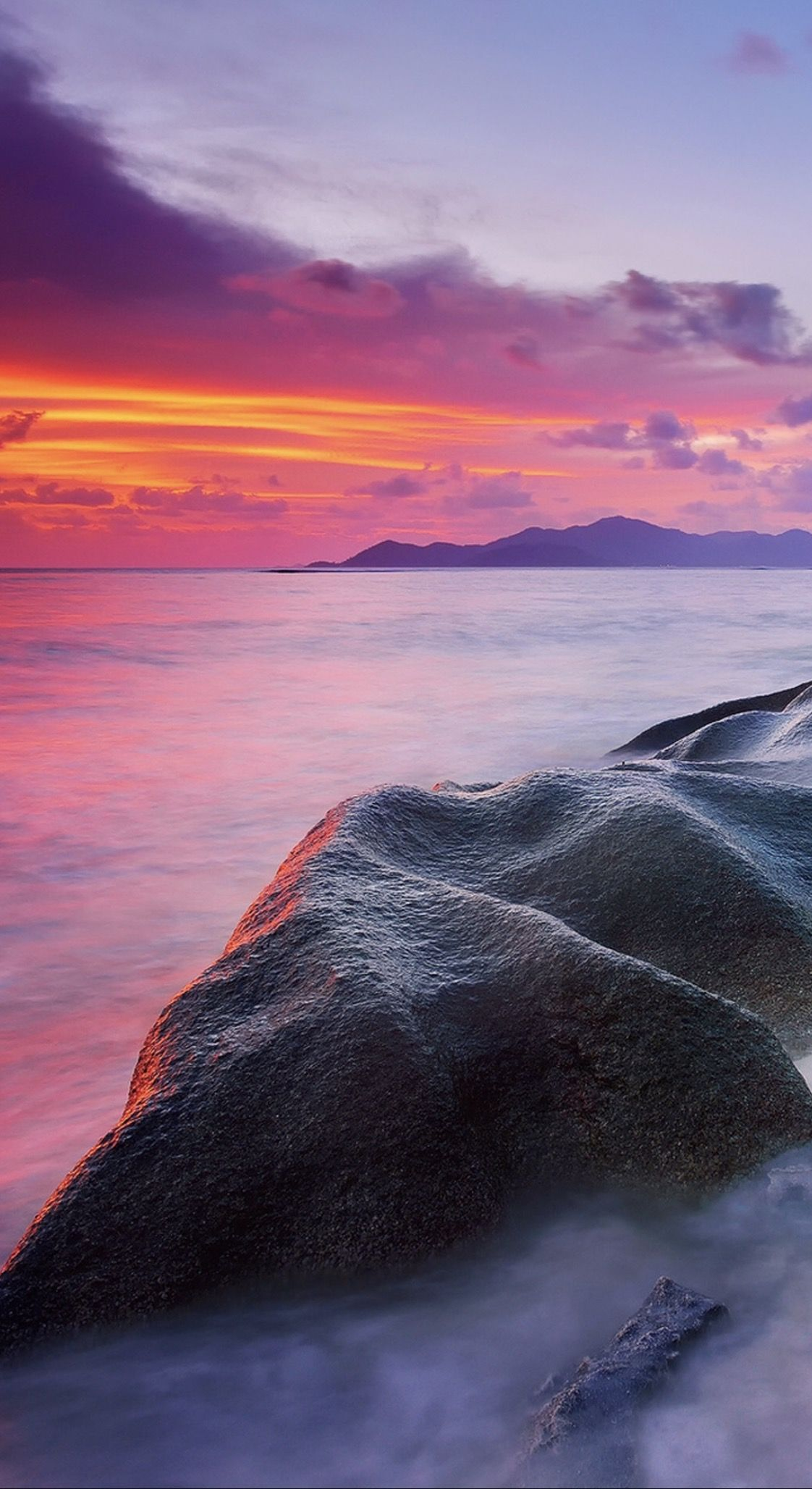 Pin by Chloe Gallagher on Travel Beach sunset wallpaper