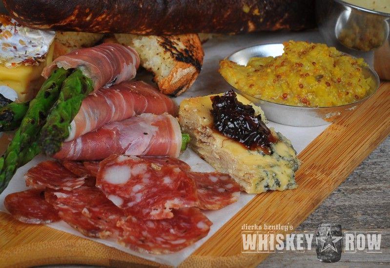 Whiskey Row menu items Menu items, Food, Pork