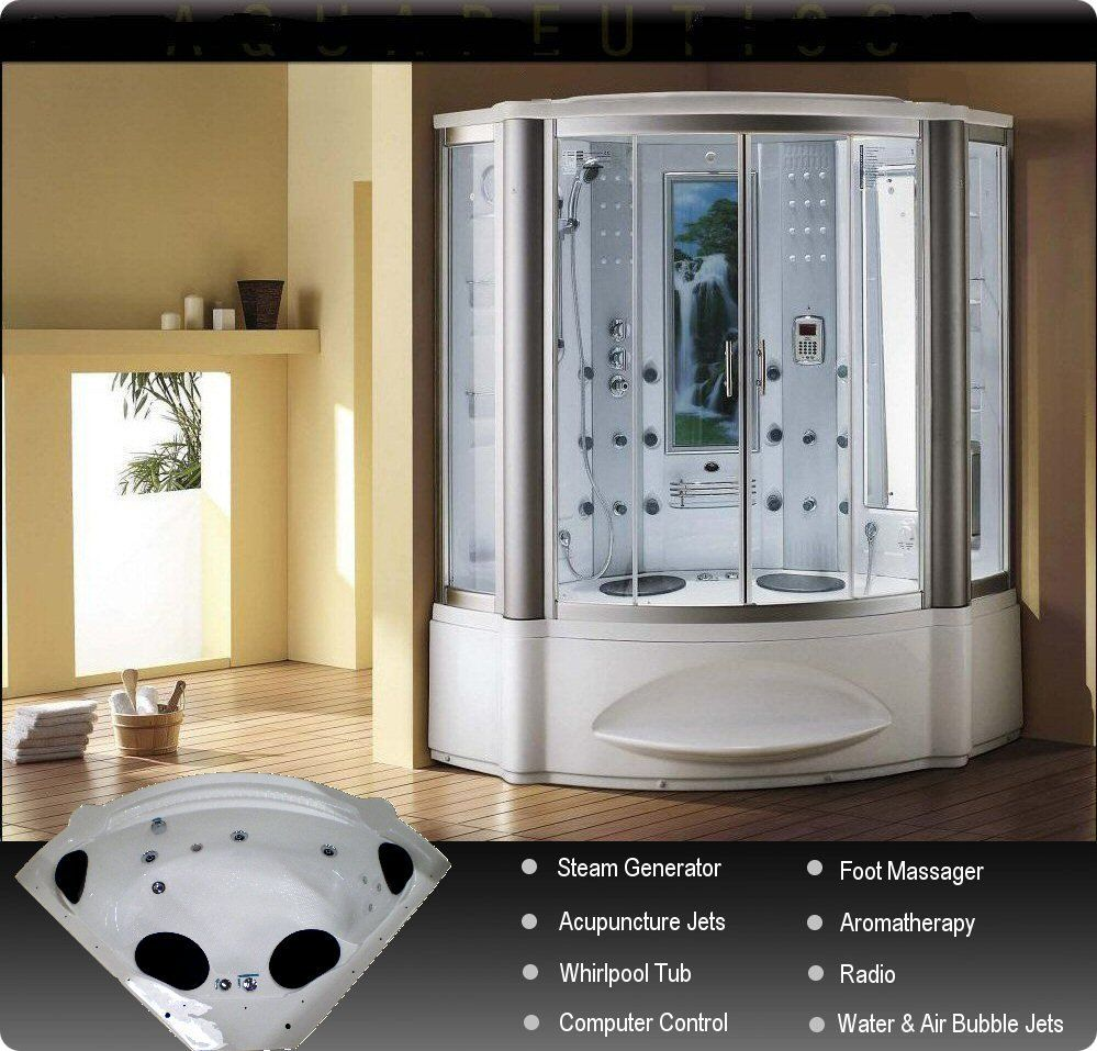 Beau Liberty #aromatherapy #Steamshower #whirlpooltub