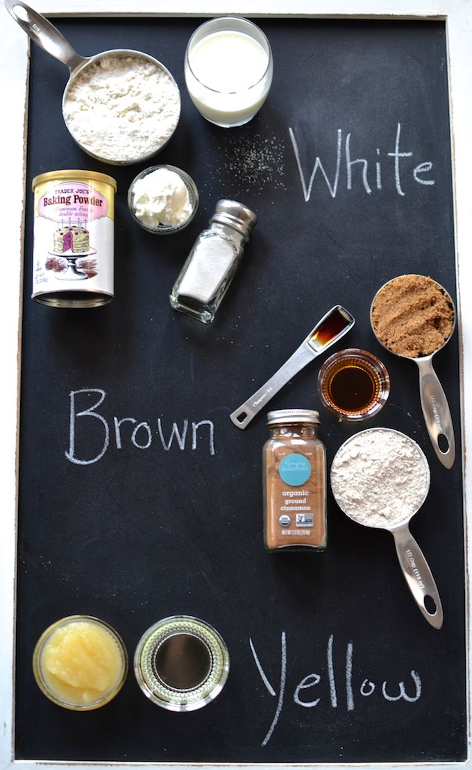 Color Sorting with Muffin Ingredients