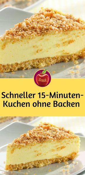 Pin Von Anita Otter Auf Kuchen In 2020 Mit Bildern Kuchen Ohne Backen Kuchen Und Torten Rezepte Kuchen