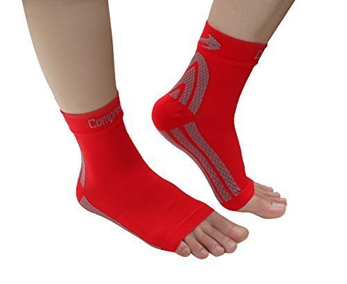 nice       £29.99  PLANTAR FASCIITIS RELIEF - may help relieve pain & discomfort related to plantar fasciitis, achiles tendon, stress fracture, e...  Check more at http://fisheyepix.co.uk/shop/foot-sleeves-1-pair-red-m-best-plantar-fasciitis-compression-for-men-women-heel-arch-support-ankle-sock/