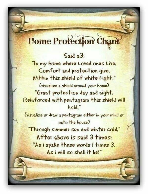 Wiccan Home Protection Home Interior Design Trends