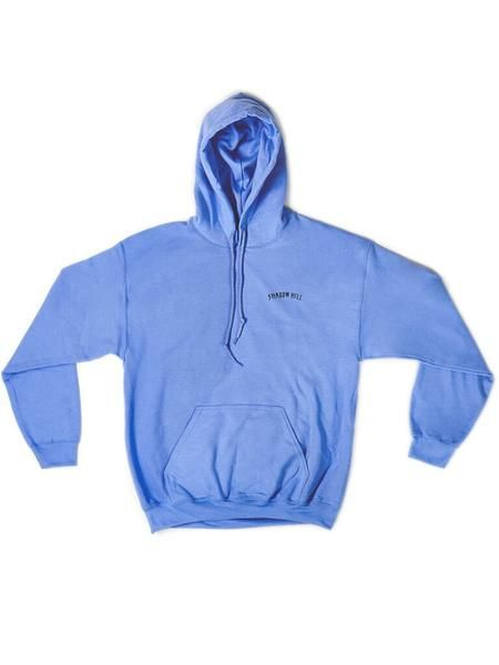 Shadow Hill Carolina Blue Oversized Merch Hoodie – ShadowHill 121 ...