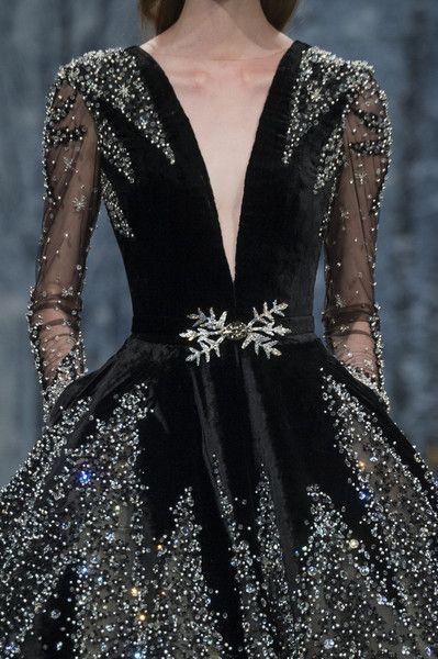 Ziad Nakad at Couture Fall 2017