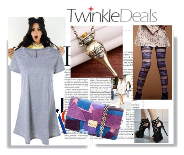 """""""TwinkleDeals-VI/18"""" by nihada-niky ❤ liked on Polyvore featuring twinkledeals"""