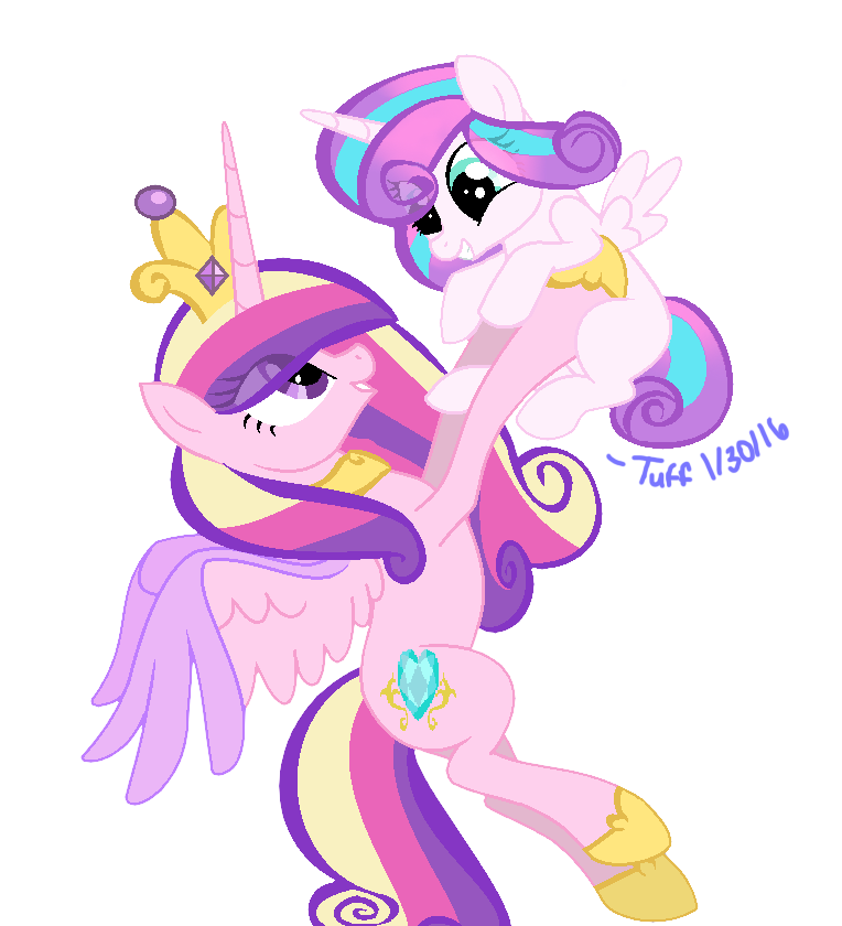 Like Mother Like Daughter | My little pony friendship ...