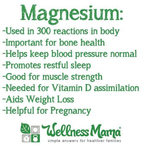 Magnesium Benefits and Uses Are You Low on Magnesium?