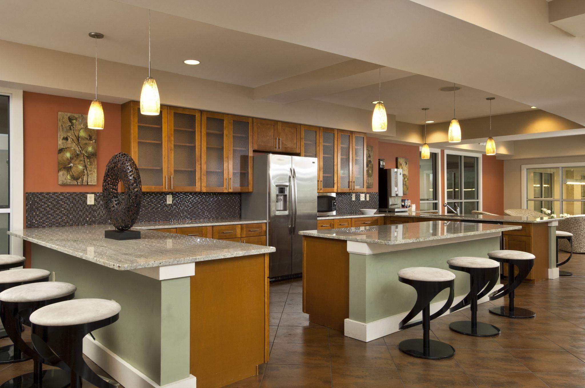 Interior Design of Apartments at Alexander Patroon Creek