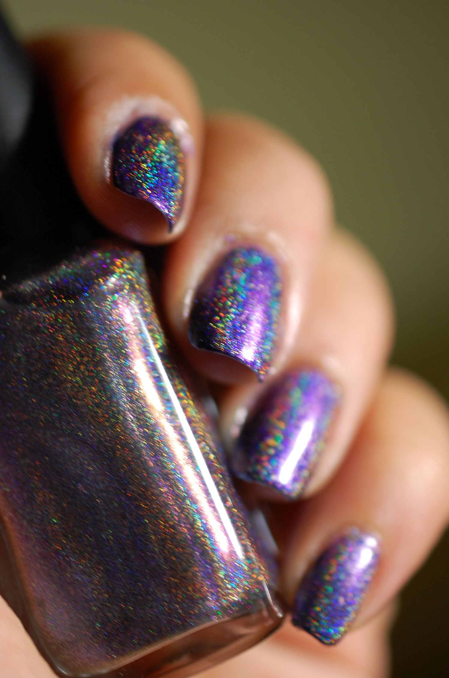 Ozotic 533   accent nail