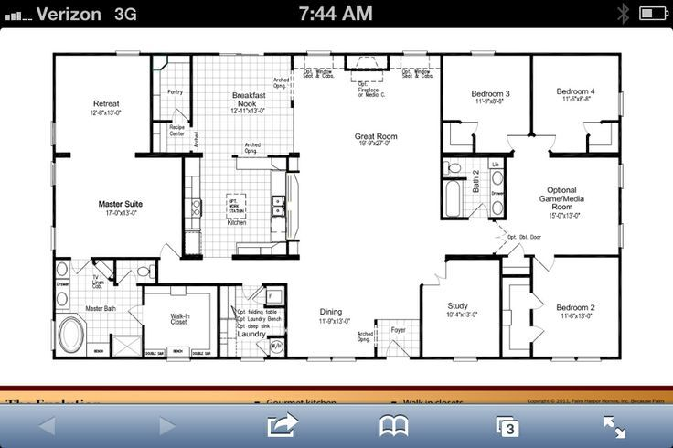 Barndominium Floor Plans 4 Bedroom Loft
