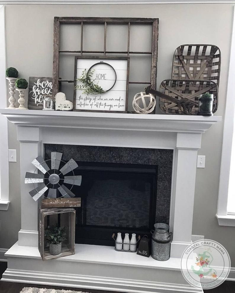 Photo of Shiplap Sign, Shiplap Wreath sign, Framed Shiplap Sign, Fixer Upper Sign, Farmhouse Sign, Farmhouse Decor, Fixer Upper Decor, Home Sign