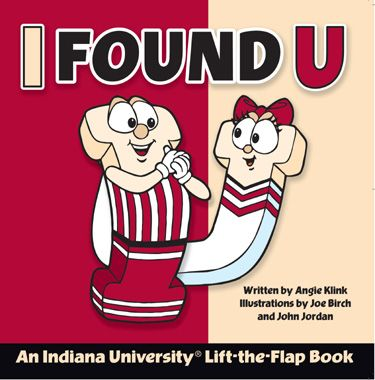 A Dorable Indiana University Flap Book Indiana