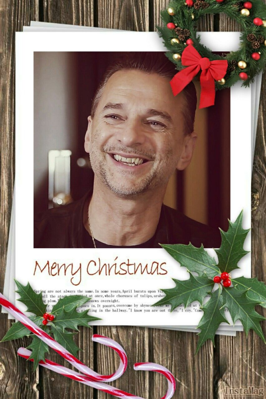 Welcome To My World Dave Gahan Christmas Depeche Mode