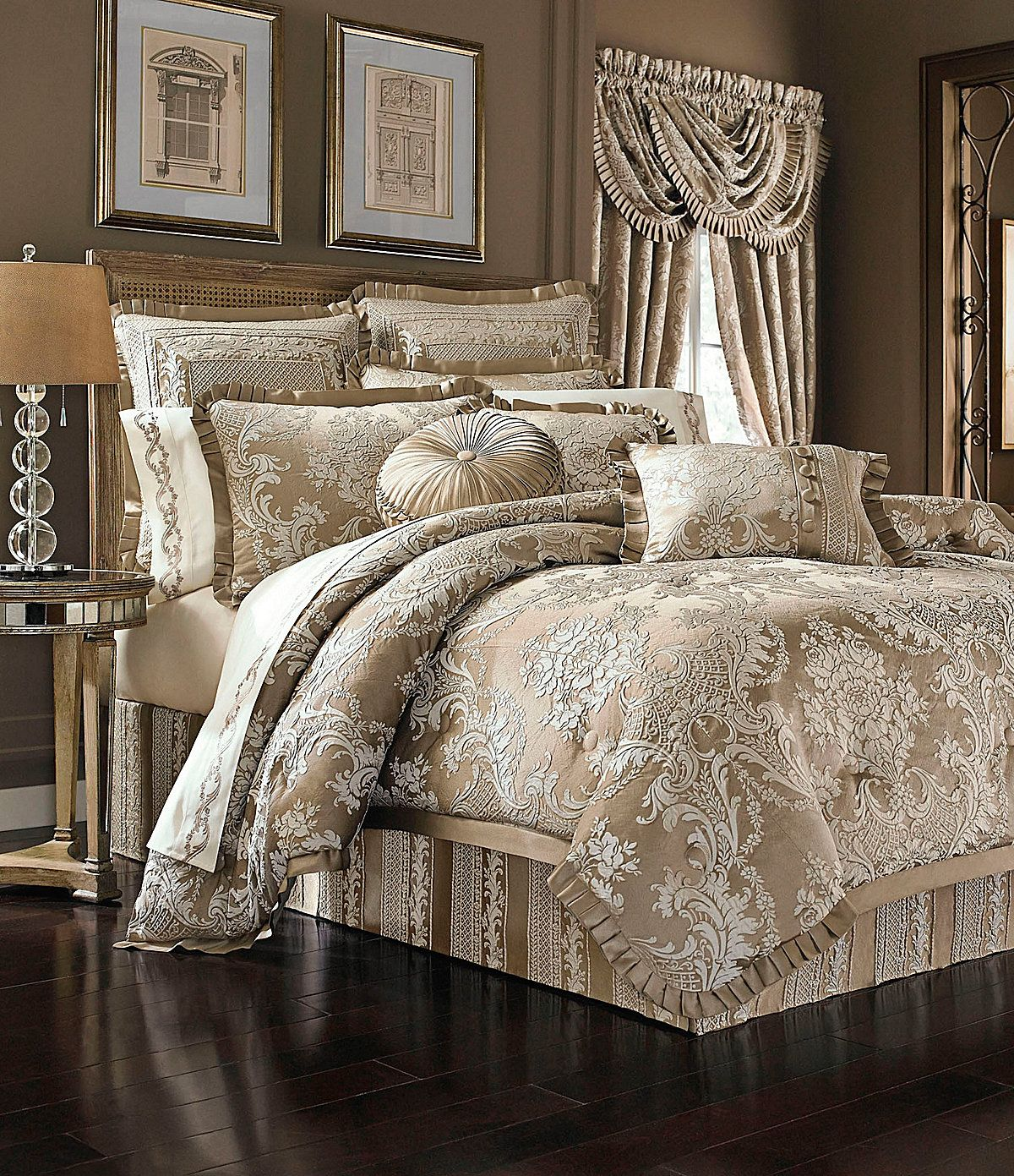 J Queen New York Celeste Bedding Collection Dillards Com