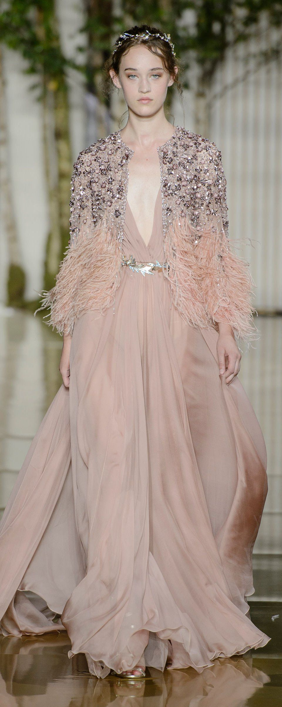 Zuhair murad fallwinter couture zuhair murad winter