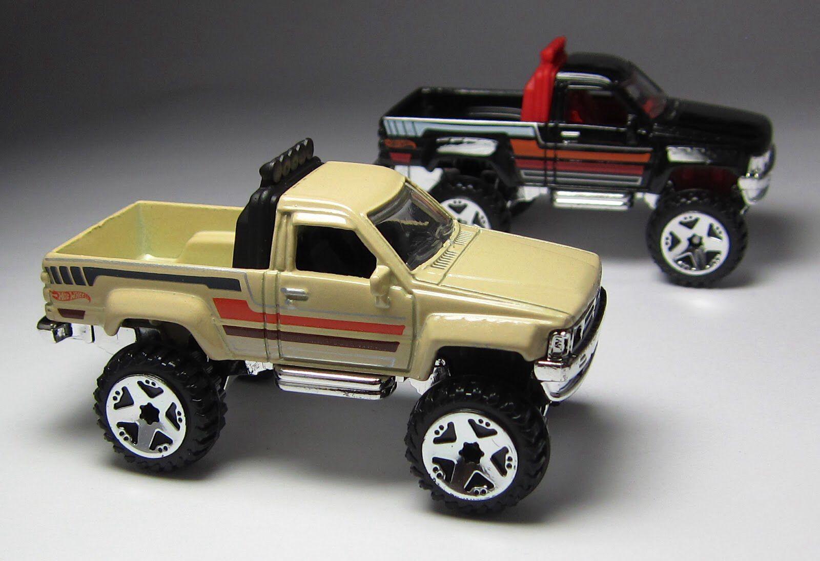 Hotwheels Toyota Trucks Toy Car Pinterest Toyota Trucks Hot