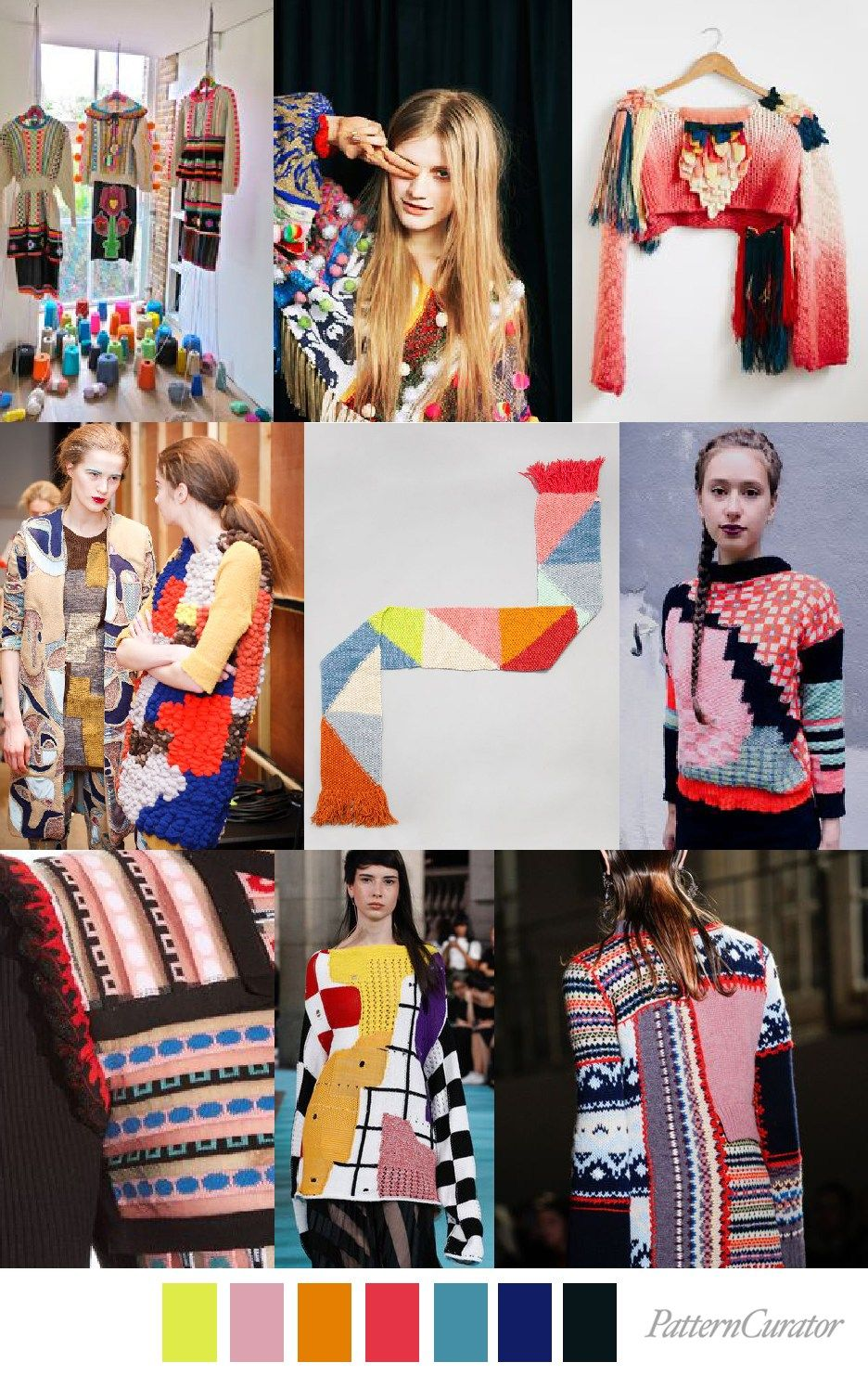 KNIT WIT (pattern curator) | Ss, Clothing and Summer