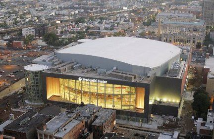 official photos f9d6f 159a0 Nets finalize move to Prudential Center in Newark | Places I ...